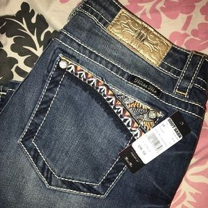 Brand New Miss Me Jeans